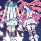 Vocaloid SF-A2 Miki Cosplay Costume Anime Full Set FREE P&P