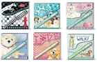 Punch Studio Lady Jayne Lily McGee Pet Matchbook Note Pad & Pen Various Designs