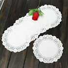 5.5''- 8.5'' Cake Paper Doilies Wedding Party Decoration Round Cupcake Doily New