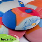VIBRAM  Medium LACE *choose your weight & color* disc golf driver  Hyzer Farm