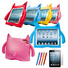 Ndevr iPadding Kids Safe Non-Toxic Foam Shockproof Case Cover for iPad 4 3 2