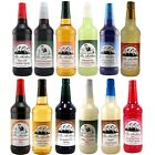 Fee Brothers Cocktail Mixes and Syrups - 32 oz - Bar Drink Flavors - Mixology