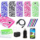 Heavy Duty Hybrid Rugged Rubber Hard Case Cover for Samsung Galaxy S IV S4 i950