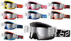 2015 FOX MAIN MOTOCROSS MX GOGGLES with GSVS ROLL OFF CANISTERS enduro bike