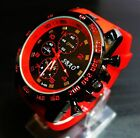 New - Stainless Steel Luxury Sport Analog Quartz SBAO Men Fashion Wrist Watch