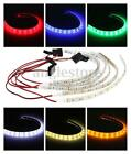 LOT 30CM Flexible Strip Light 18SMD 5050 LED For PC Computer Case 12V Waterproof