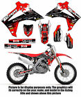2008-2009 HONDA CRF 250R GRAPHICS KIT DECALS DECO STICKERS CRF250R 250 R