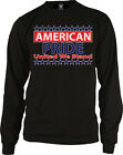 American Pride United We Stand- Freedom July 4th USA Long Sleeve Thermal