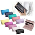 2015 New Fashion Lady Women Long Purse Wallet Bags PU Handbags Card Holder Gift