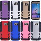 Rocket Series Dual Layer Hybrid Protective Case For Samsung Galaxy Note 4 S5 S6
