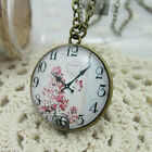 Fashion New Time Stones 30mm Necklace 5 Types Sweaters Chain Watch Series Gift