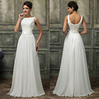 Quinceanera GRAD Prom Party Wedding Gown Cocktail Evening Lace Dresses PLUS SIZE