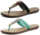 New Grendha Brasil Treasure Thong Womens Flip Flops ALL SIZES AND COLOURS