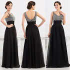 New Stunning Long Prom Evening Ball Gown Party Bridesmaid Wedding Formal Dress