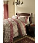 """Designer Kashmir Curtains, 66 x 72"""" Eyelet Curtains By Catherine Lansfield"""