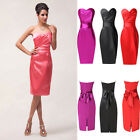 CHEAP~ Vintage Style Rockabilly 50's 60's pinup Pencil Summer Prom Party Dresses