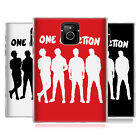 OFFICIAL ONE DIRECTION GROUP SILHOUETTE SOFT GEL CASE FOR BLACKBERRY PASSPORT