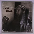 DON BYAS: Jazz Legacy LP (shrink, sm tobc, corner crease, cut corner) Jazz