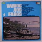 VARIOUS: Vamos Aos Fados 4 LP (Portugal, glossy cover, small tag on cover, smal
