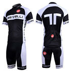 New Cool Team Short Sleeve Sport Shorts Bike Cycling Bicycle Jersey Set