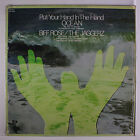 BIFF ROSE / THE JAGGERZ: Put Your Hand In The Hand / Ocean LP (shrink) Rock