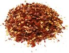 Crushed Dried Red Chilli Pepper Flakes Grade A Premium Quality Free UK P & P