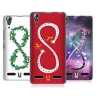 HEAD CASE DESIGNS INFINITY COLLECTION HARD BACK CASE FOR LENOVO A6000