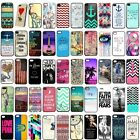 Fashion Cute Design Pattern Hard Back Case Skin Cover For iPhone 4/4S 5/5S/5C