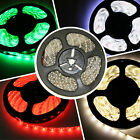 USA Bright 12V 5M 16.4ft 3528 5050 5630 RGB SMD 300 LED Flex
