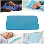 Cooling Pillow Pad Device Therapy Insert Cold Sleeping Aid Mat Muscle Relief