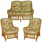 GILDA NEW SUITE CUSHIONS / COVERS CANE CONSERVATORY WICKER RATTAN FURNITURE