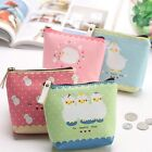 1 Pcs Sheep Animal Small Womens Handbag Coin Bag Case Key Holder Purse Wallet