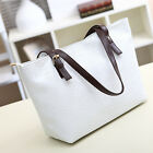 Vintage Womens Leather Tote Shoulder Lady Handbag Satchel Messenger Bag Purse