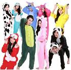 Adult Anime Onesie Mens Ladies Onsie Kigurumi Pyjamas Fancy Costume SleepSuit