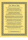 **PARCHMENT PAPER - PAGAN - WICCAN - WITCH - REFERENCE POSTERS**