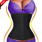 UK Sexy Women Waist Training Cincher Underbust Corset Body Shaper Shapewear FO86