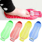 Handy Toddler Baby Foot Measuring Gauge Child Infant Shoe Measure Tool Size