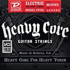 Dunlop 'Heavy Core' Heavier Nickel Electric strings 11-50, DHCN1150