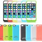 4200mAh External Portable Battery Case Charger Power Bank For iPhone 5 5S 5C UK