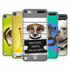 HEAD CASE DESIGNS FUNNY ANIMALS HARD BACK CASE FOR APPLE iPOD TOUCH 6G 6TH GEN