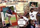 Pedro Martinez 2015 HoF Induction Card Variation Card by Year Postmarked July 26