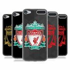 OFFICIAL LIVERPOOL FC LFC CREST 1 SOFT GEL CASE FOR APPLE iPOD TOUCH