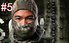 9 Colors Tight Camo Balaclava Outdoor Airsoft Tactical Hunting Full Face Mask
