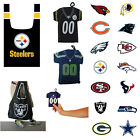 New NFL Pick Your Team Jersey Style Reusable Shopping Grocery Bag Tote Carrier $7.95 USD on eBay