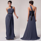 PLUS Sexy Chiffon Mother Of The Bride Wedding Party Gowns Evening Pageant Dresse