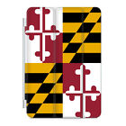 CUSTOM Smart Cover for iPad Mini or Air Maryland State Flag