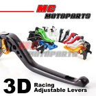 New 3D Style Long Brake Clutch SIX Color Levers For YAMAHA YZF R1 R1M 2015