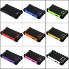 Shockproof Hybrid Rugged Rubber Case Cover Skin For Samsung Galaxy S2 II i9100