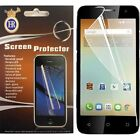 For Alcatel OneTouch Elevate LCD Screen Protector Guard with Cleaning Cloth