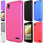 For ZTE WARP ELITE N9518 TPU CANDY Gel Flexi Skin Case Phone Cover Frosted